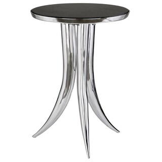 Cardo Black Marble Top Table