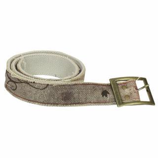 Kavu Women's Nylon Web 1.5-inch Belt with Metal Buckle