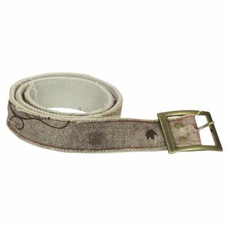 Kavu Women's Nylon Web 1.5-inch Belt with Metal Buckle