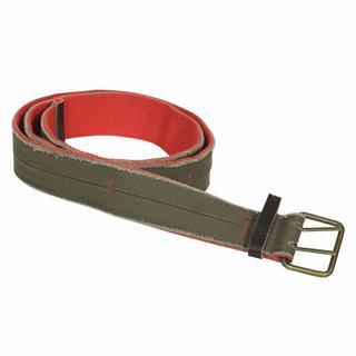 Kavu Men's Welt Multicolor Nylon and Metal Buckle 1.5-inch Belt
