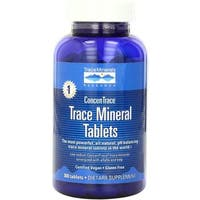 Trace Minerals ConcenTrace Trace Minerals (300 Tablets)