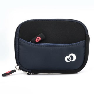 Kroo Mini Scoop 2 Neoprene Ultra Compact 3.5-Inch Digital Camera Pouch Case