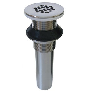 Link to Vessel Sink Strainer Drain, Brushed Nickel Similar Items in Sinks