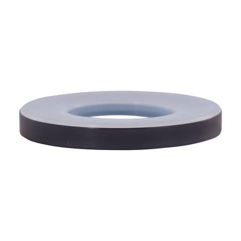 Novatto Solid Brass Vessel Sink Mounting Ring, Oil Rubbed Bronze