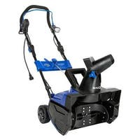 Snow Joe Ultra 18-Inch 14.5-Amp Electric Snow Thrower w/ LED Light - Refurbished