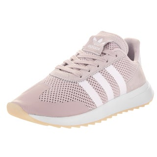 Adidas Women's Flashback Originals Pink Synthetic Leater Running Shoes