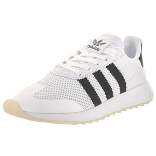 Adidas Women's Flashback Originals White Leather Running Shoes