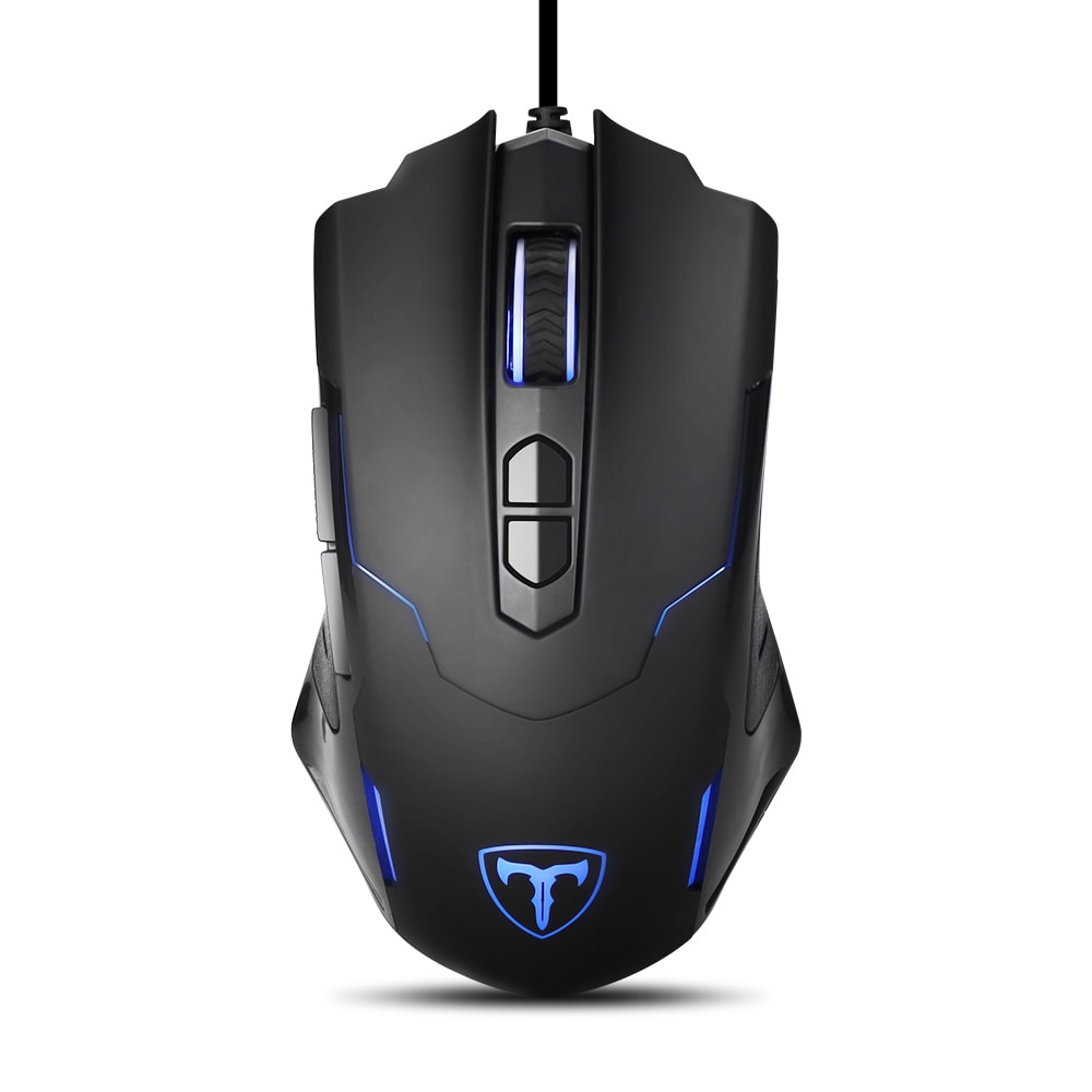 Coutlet 7200DPI Programmable Gaming Mouse for PC With Soo...