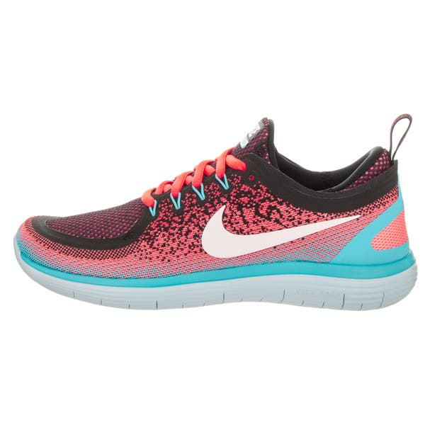 Shop Nike Women S Free Rn Distance 2 Running Shoes Overstock 14163282