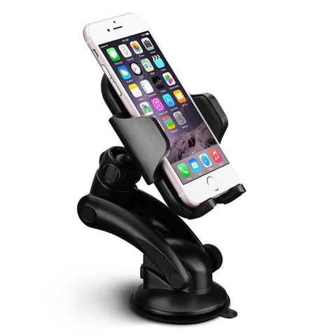 Universal Car Windshield / Dashboard Phone Mount Holder Cradle