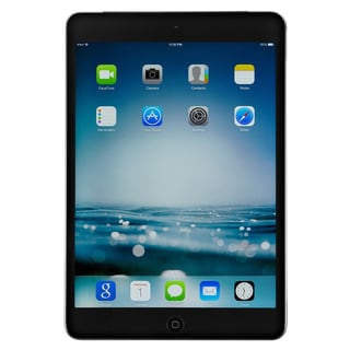Apple iPad Mini 2 16GB Unlocked 4G LTE Dual-Core Tablet - Black