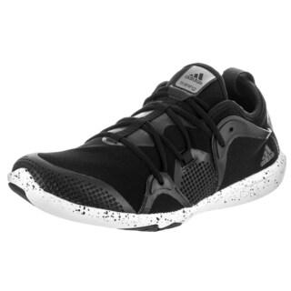 Adidas Women's Adipure 360.4 Black Synthetic-leather Training Shoes