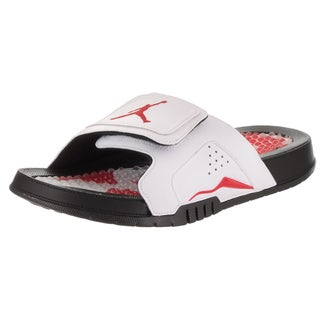 Nike Jordan Men's Jordan Hydro VI Retro Synthetic Leather Sandal