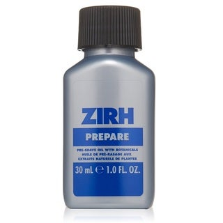 Zirh Prepare Botanical 1-ounce Pre-Shave Oil