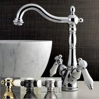 Vintage Porcelain Vessel Bathroom Faucet