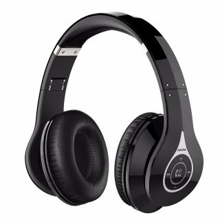 Mpow On-ear Bluetooth Headphones (Option: Black)