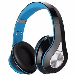 Mpow On-ear Bluetooth Headphones (Option: Blue) https://ak1.ostkcdn.com/images/products/14163552/P20763826.jpg?_ostk_perf_=percv&impolicy=medium
