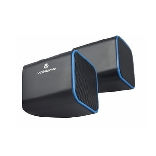 Volkano Diamond Series USB Speaker (Blue)