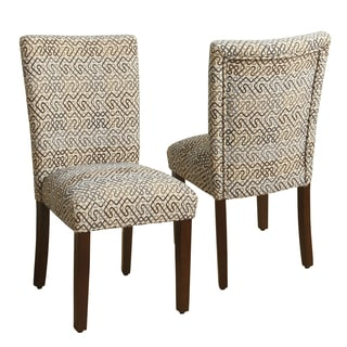 HomePop Parsons Chair - Set of 2
