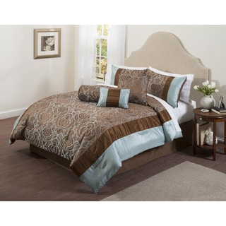 Casa Boylston 7-piece Comforter Set