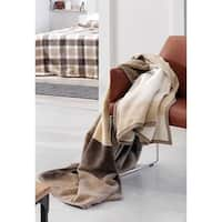 IBENA Oversized Blanket Throw Granada