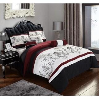 Casa Havana Jacquard 7-piece Comforter Set