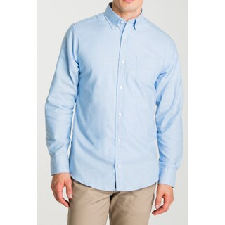 Lee Cotton Long-sleeve Oxford Shirt
