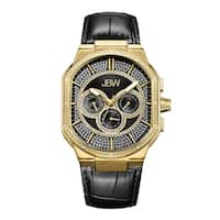 Jbw Men'S Orion J6342E Goldplated Stainless-Steel Diamond Watch - Gold