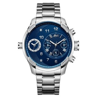 JBW G3 Stainless Steel and Diamond Men's Watch