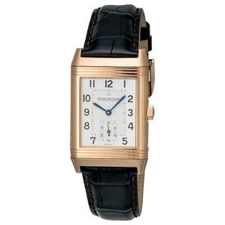 Jaeger-LeCoultre Reverso Q2702521 Men's Silver Dial Watch