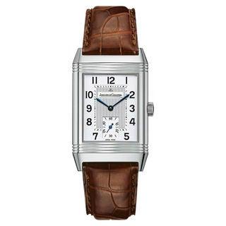 Jaeger-LeCoultre Reverso Q2708410 Men's Silver Dial Watch