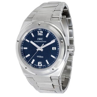 Pre-Owned IWC Ingenieur IW323902 Mens Watch in Stainless Steel|https://ak1.ostkcdn.com/images/products/14165401/P20765393.jpg?impolicy=medium
