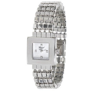 Pre-Owned Chopard Geneve 117484-1003 Ladies Watch in 18K White Gold