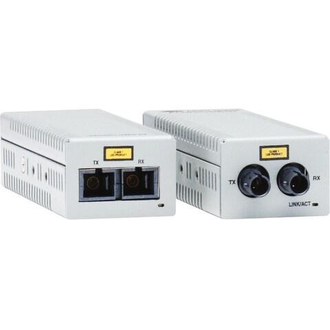 Allied Telesis DMC AT-DMC100/LC-90 Transceiver/Media Converter