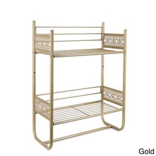 Metal Bathroom Organization Shelving Online At Our Best Furniture Deals