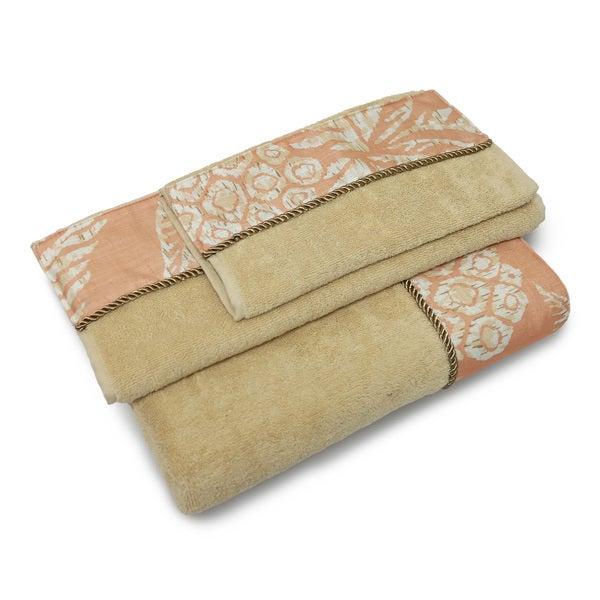 Veratex Pineapple Paradise Cotton Towel