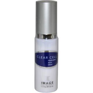 Image Skincare Clear Cell 1.7-ounce Medicated Acne Lotion|https://ak1.ostkcdn.com/images/products/14172454/P20771598.jpg?impolicy=medium