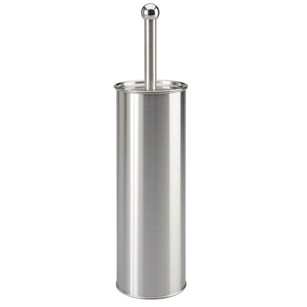 Bath Bliss Stainless-steel Toilet Brush Holder