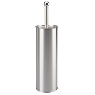 Bath Bliss Stainless-steel Toilet Brush Holder