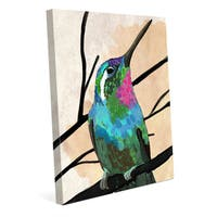 Hummingbird Canvas Wall Art Print