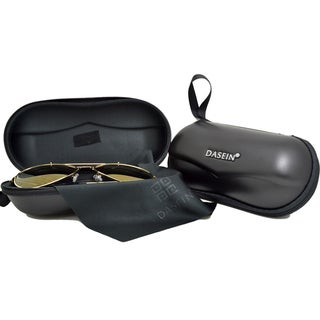 Dasein Fashion Retro Round Sunglasses with Metal Nose Bridge