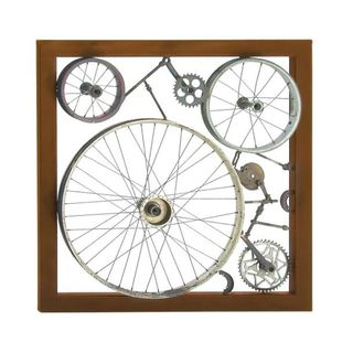 Studio 350 Metal Wall Decor 36 inches wide, 36 inches high