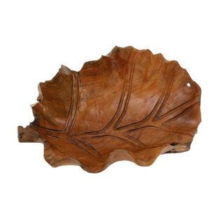 Pine Canopy Petunia Teak Brown Bowl