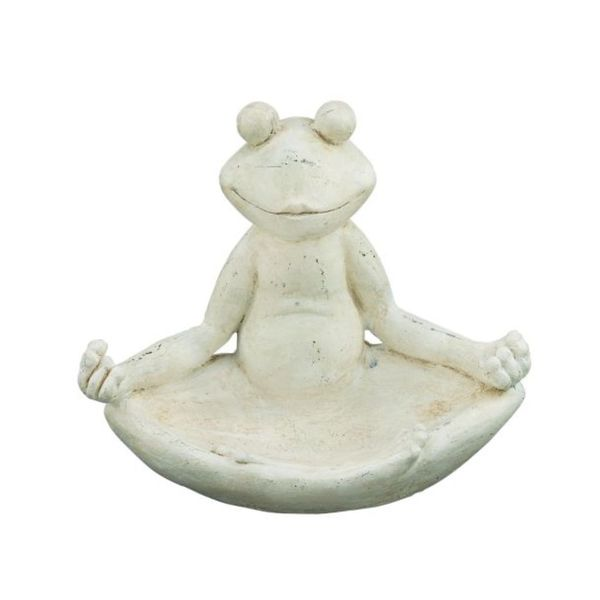 Studio 350 PS Sitting Frog 19 inches wide, 16 inches high