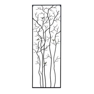 Benzara Metal 18-inches Wide x 52-inches High Wall Decor