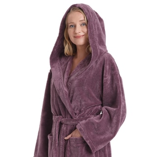 a7373893d2 Hooded Bathrobes