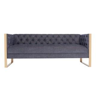 Farah Navy Sofa