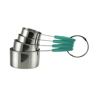 Flirty Kitchens Stainless Steel Measuring Cups Set