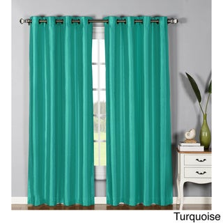 Brown, Turquoise Curtains & Drapes - Shop The Best Deals For Apr 2017