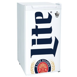 Miller Lite 90 liter Compresser Fridge